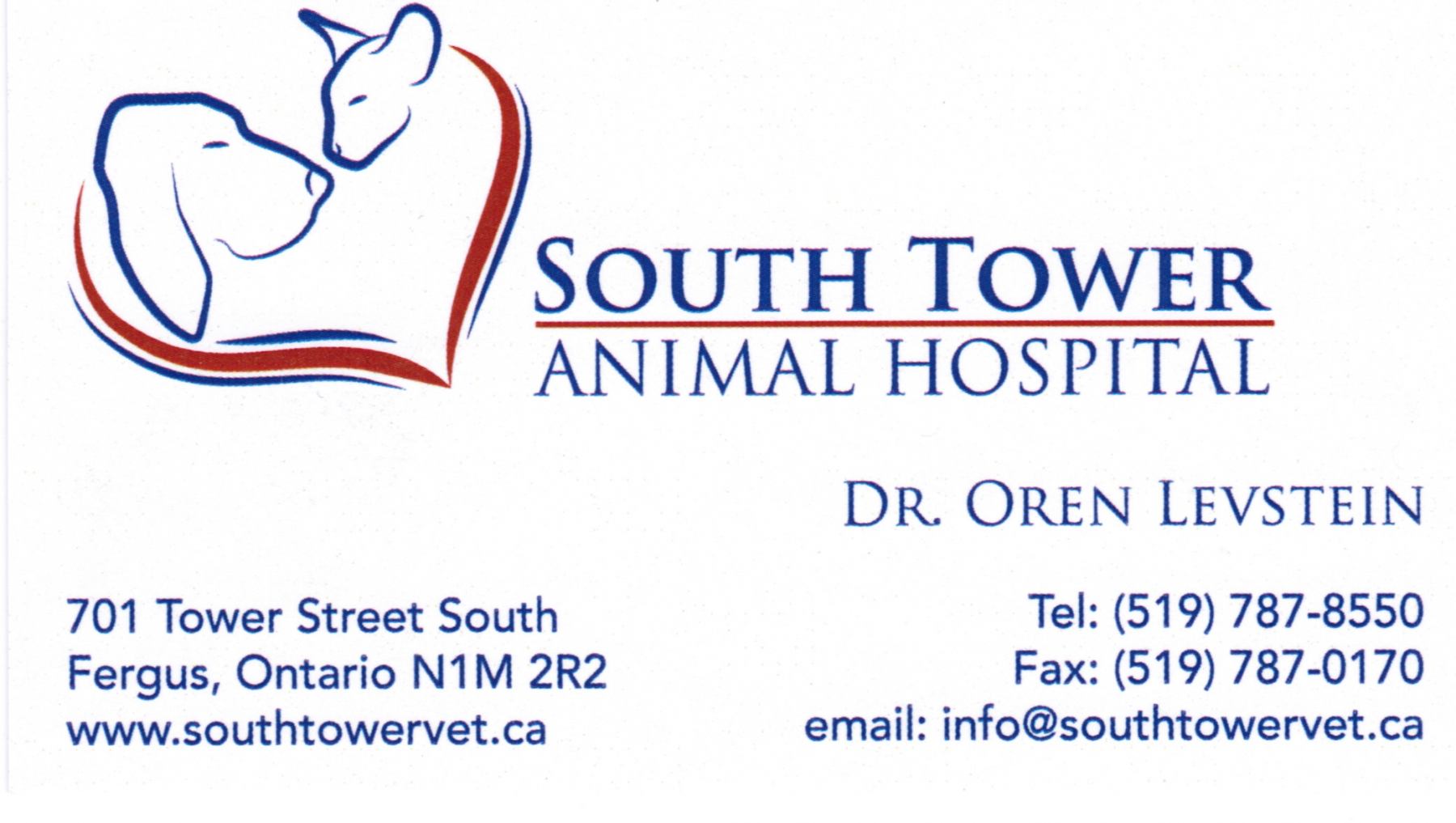 South Tower Animal Hospital