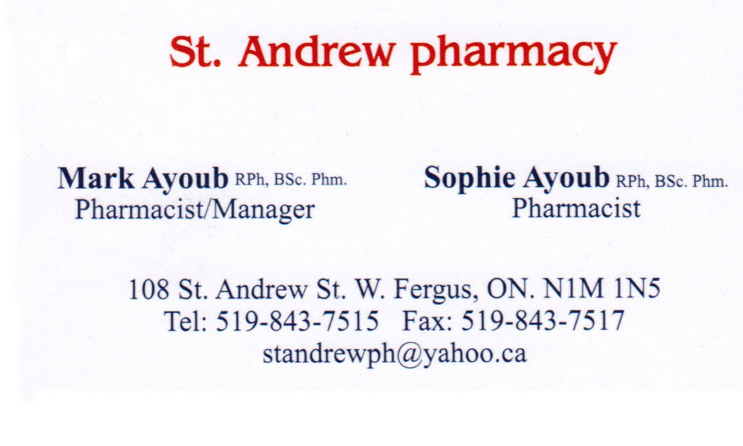 St Andrews Pharmacy