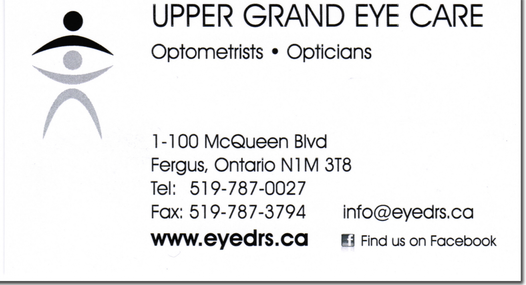 Upper Grand Eye Care