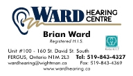 Ward Hearing Centre