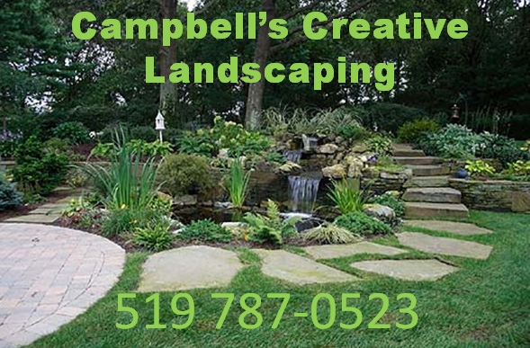 Campell's Creative Landscaping