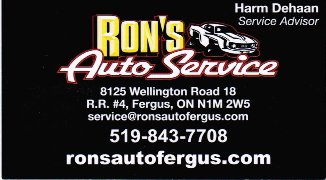 Ron's Auto Service