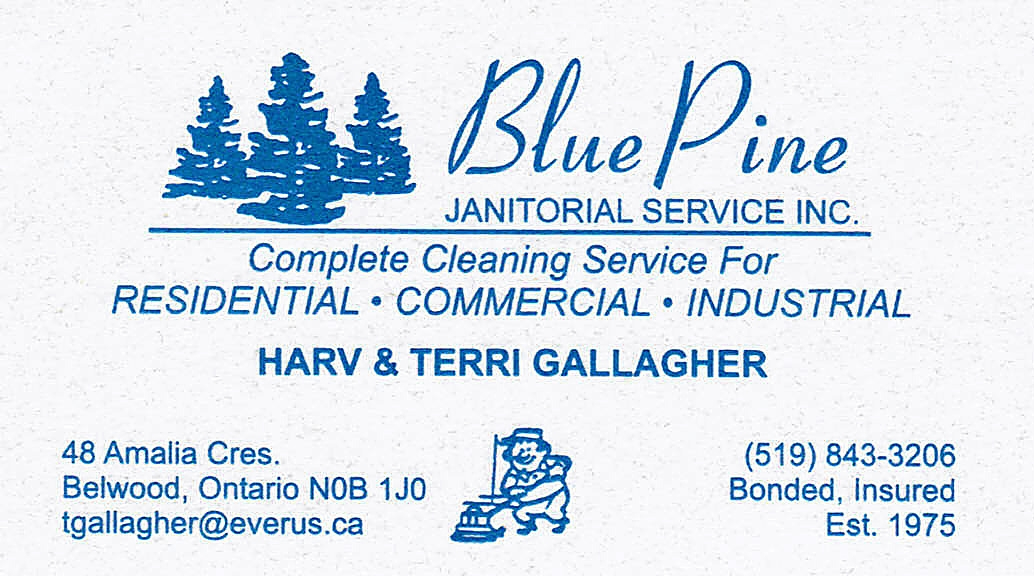 Blue Pine Janitorial Services