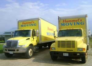 Hummel's Moving
